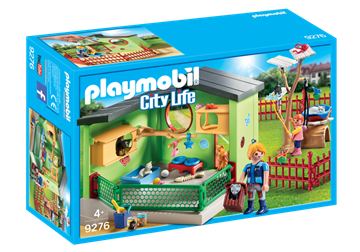 Playmobil Katzenpension 9276