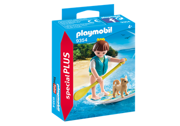Playmobil Stand Up Paddling 9354