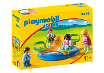Playmobil Kinderkarussell 9379