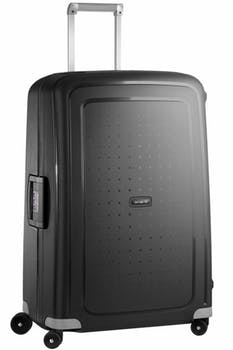 Samsonite S'Cure Kuffert 55Cm Sort