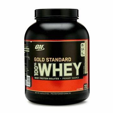 Optimum Nutrition 100 Whey Gold 2.27 kg Rocky Road