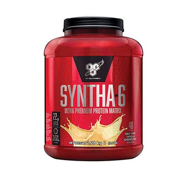 BSN Syntha-6 Original 2.26kg New York vanilla cheesecake