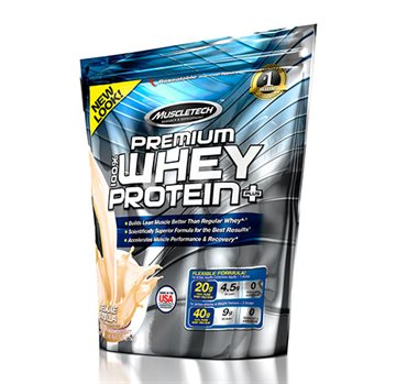Muscletech Whey Protein Plus Bonus 2.72kg chocolate