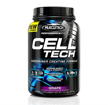 MuscleTech Celltech Performance Series 1400g - grape creatine