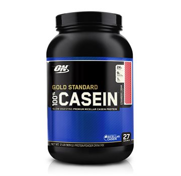 Optimum Nutrition 100 Casein 896 g strawberry delight