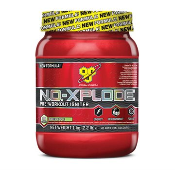 BSN NO-Xplode 3.0 - Green Apple - 600g Pre-Workout