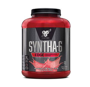 BSN Syntha-6 Edge 1780g strawberry milkshake