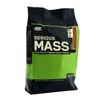 Optimum Nutrition Serious Mass 5.45kg choco peanut butter