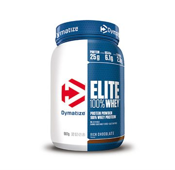 Dymatize Elite Whey - 908g - rich chocolate
