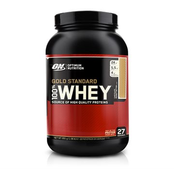 Optimum Nutrition 100 Whey Gold 896 g chocolate hazelnut
