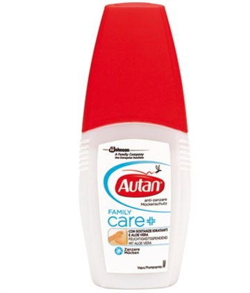 Autan Family Care Pumpspray 100ml