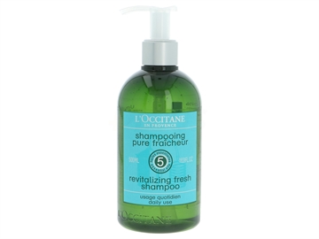 L'Occitane Revitalizing Fresh Shampoo 500ml