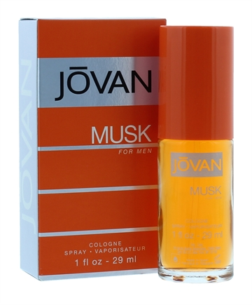 Jovan Musk Cologne Spray 29ml