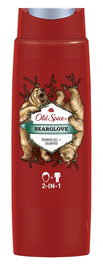 Old Spice Shower Gelbear 250ml