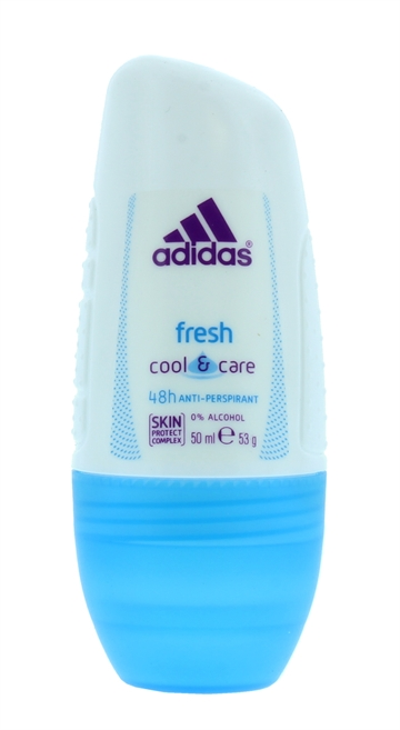 Adidas 50ml Roll On Anti Perspirant For Women Cool & Care Fresh