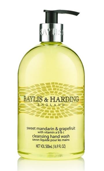 Baylis & Harding 500ml Hand Wash Sweet Mandarin & Grapefruit