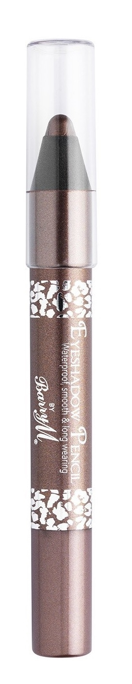 Barry M Eye Shadow Pencil Black Brown 5