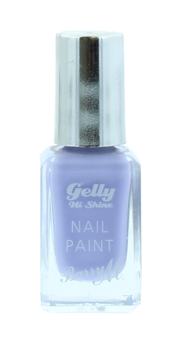 Barry M Gelly Hi Shine Nail Polish Pear