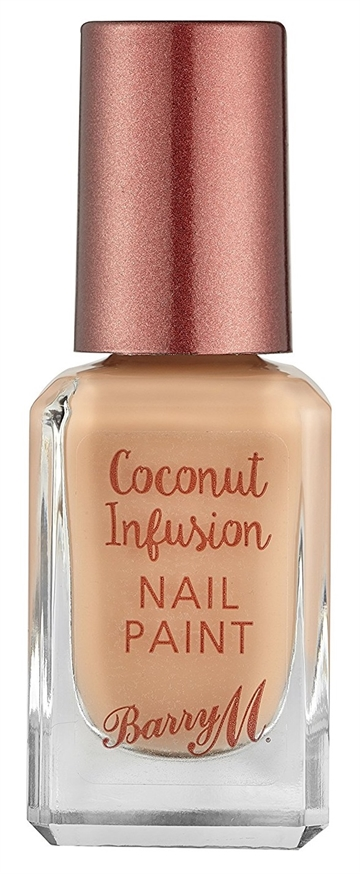 Barry M Coconut Infusion 10ml Nail Polish Tiki Hut