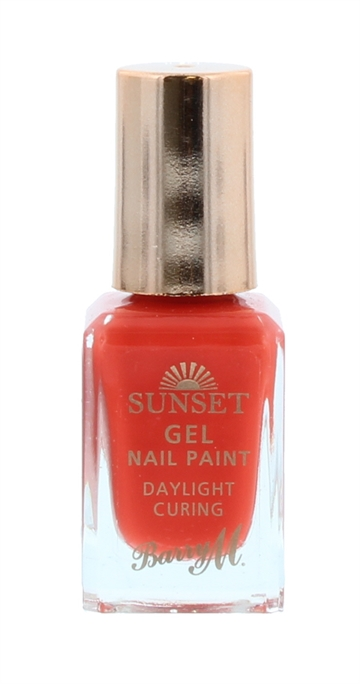 Barry M Sunset Nail Polish Things She Red