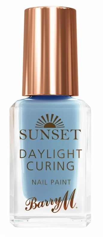 Barry M Sunset Daylight 10ml Nail Polish Bug A Blue