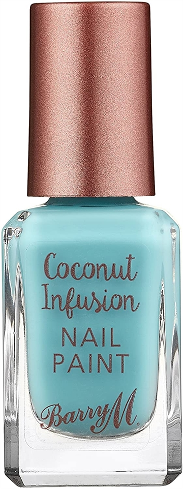 Barry M Coconut Infusion 10ml Nail Polish Scuba