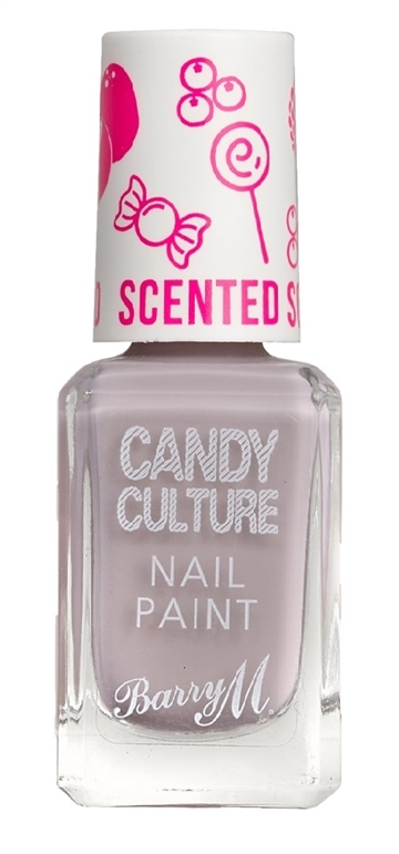 Barry M Candy Culture 10ml Scented Nail Polish Coconut Cream