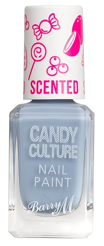 Barry M Candy Culture 10ml Scented Nail Polish Blueberry Bonbon