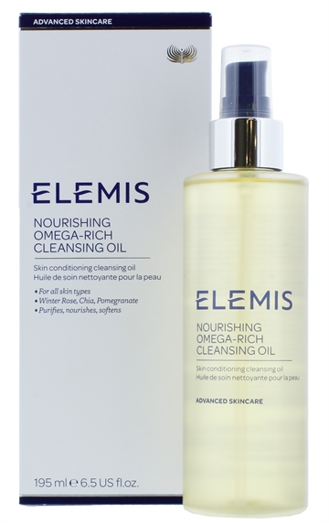 Elemis 195ml Cleansing Oil Nourish