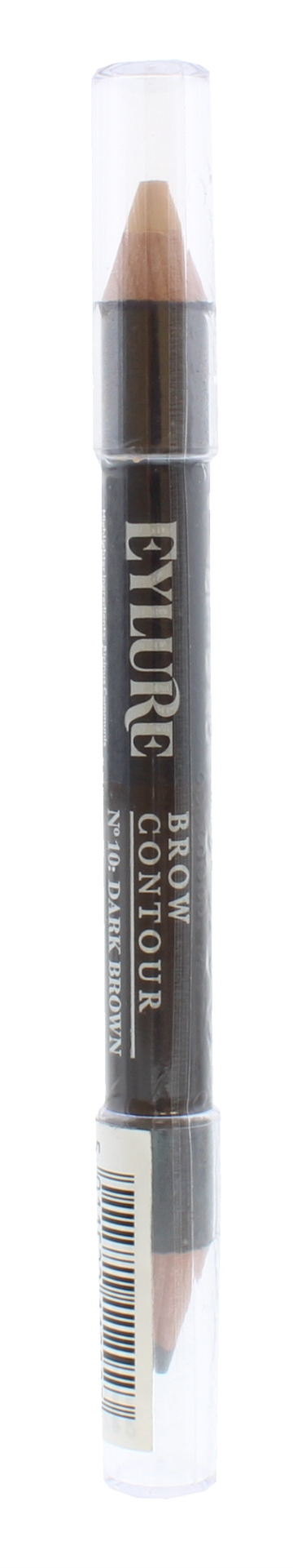 Eylure Brow Contour Duo Pencil Dark Brwn