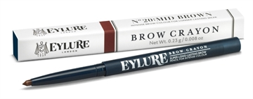 Eylure Brow Precision Crayon Mid Brown