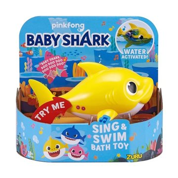 Baby Shark - Yellow