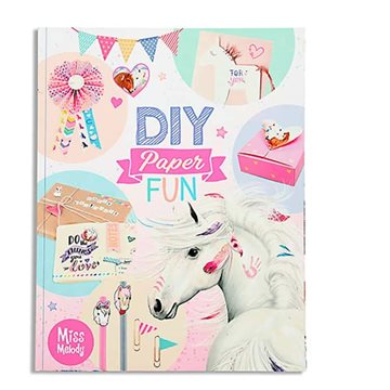 Miss Melody - DIY Paper Fun Book (0410869)