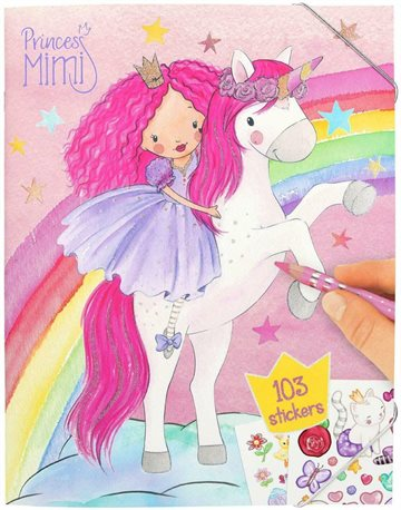 Princess Mimi - Colouring Book (0410870)