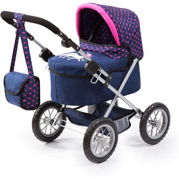 Bayer - Dolls Pram Trendy (13054AA)