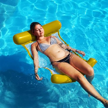 Pool Hammock - Yellow (04767.YL)