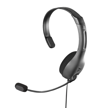 Playstation 4 Chat Headset LVL30 Grey