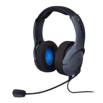 Playstation 4 Wired Headset LVL50 Grey