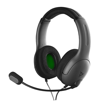Xbox One Stereo Headset LVL40 Black