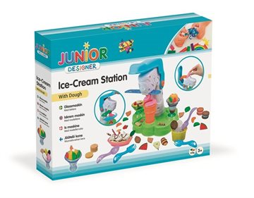 JDE - Dough Ice Cream Playset (506056)