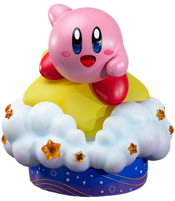 First4Figures - Kirby (Wrap Star Kirby) RESIN Statue