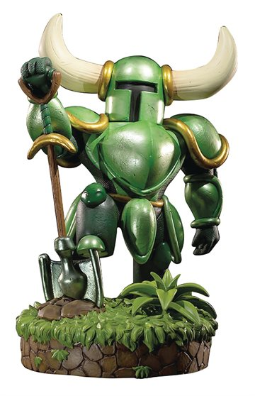 First4Figures - Shovel Knight (Shovel Knight: Player 2) RESIN Statue