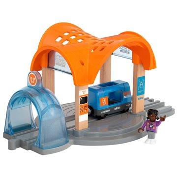 BRIO - Smart Tech Sound Action Tunnel station (33973)