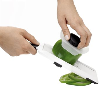 OXO - Hand-Held Mandoline - White (X-1119100)