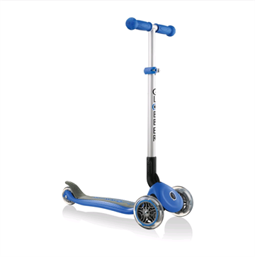GLOBBER - Primo Foldable Scooter - Navy Blue (430-100-2)