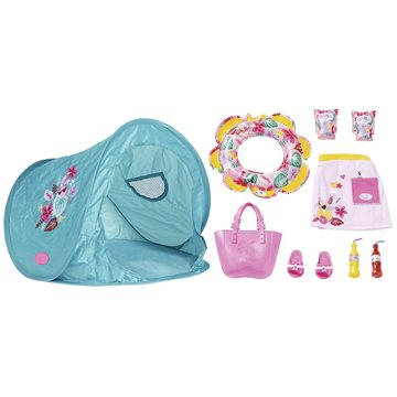 Baby Born - Holiday Beach Set (829257)