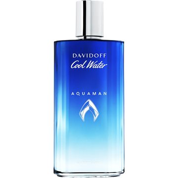 Davidoff Cool Water Man Limited Edition 125ml EDT - Aquaman Collector