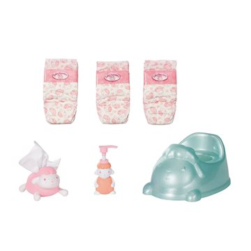 Baby Annabell - Potty Set (703298)