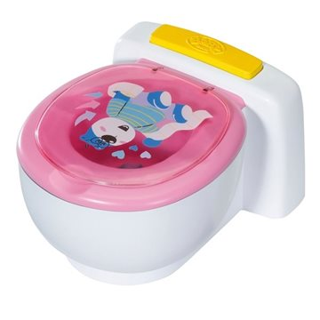 Baby Born - Bath Poo-Poo Toilet (828373)