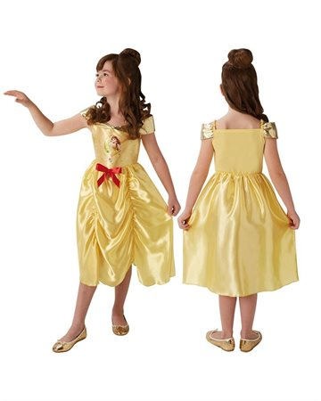 Disney Princess - Fairytale Belle - Childrens Costume (Size 104)